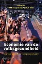 Titel: Economie van de volksgezondheid.       Auteur: 0