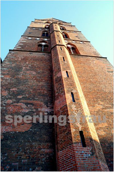 GotikART   Fotografie Marienkirche Lübeck  von sperlingsfrau auf DaWanda.com