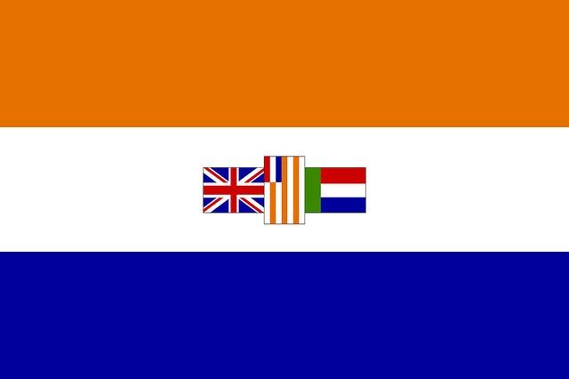 Vorige vlag van South Africa (Suid Afrika) (1928-1994)