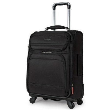 "Samsonite DKX 21"" Carry On Spinner Luggage: Remodelista"