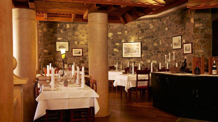 Restaurant - H+ Hotel & SPA Engelberg in der Schweiz