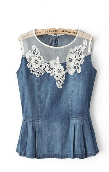I would rock this. Might even go as far as to pair it with white skinny corduroys // spring // summer // :