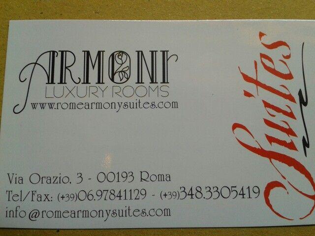 Armoni suits <3