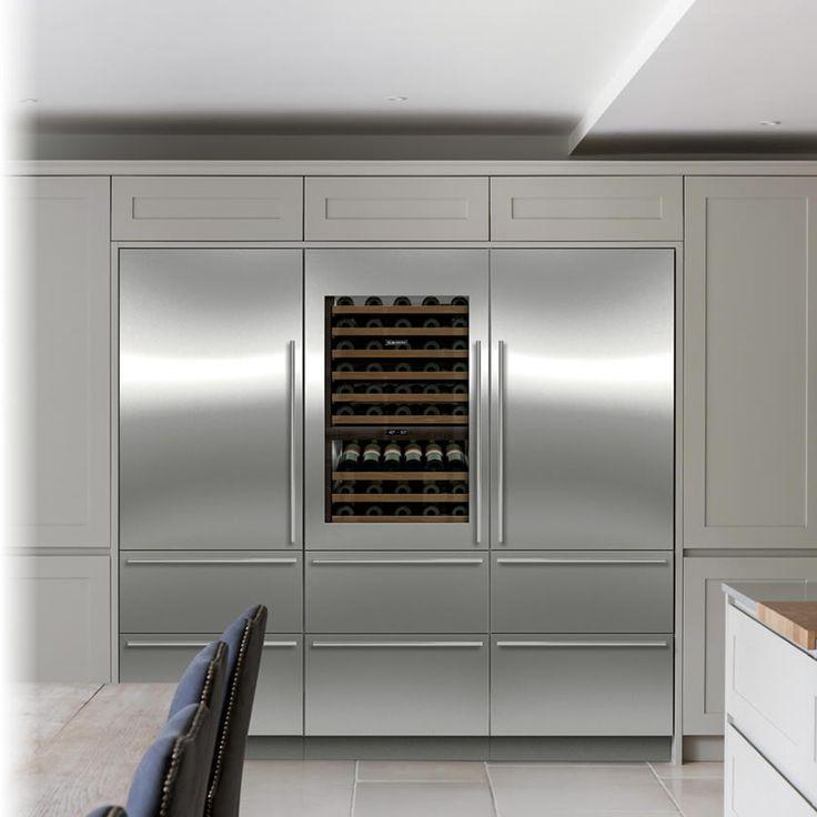 Integrated Refrigeration - Sub-Zero - New Generation - Sub-Zero/Wolf Appliances