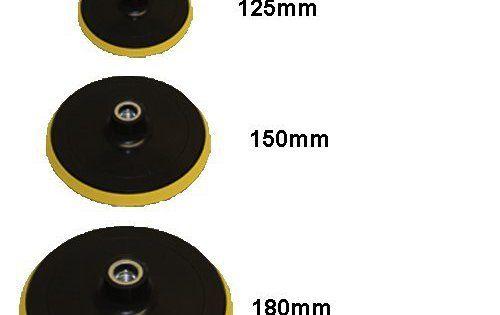Machine à polir polisseuse rectifieuse set 7: 1 machine à polir, 7 niveaux de réglage, affichage de 600 - 3 000 rotations/min, 230 v, 1600…