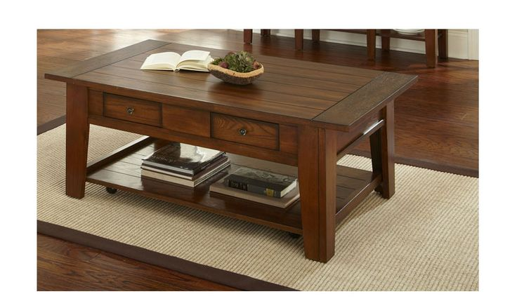 FhF - Catalog - Desoto Cocktail Table