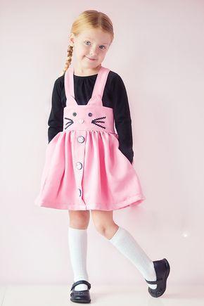 Amazing Suspender Skirt 12months - 14 years