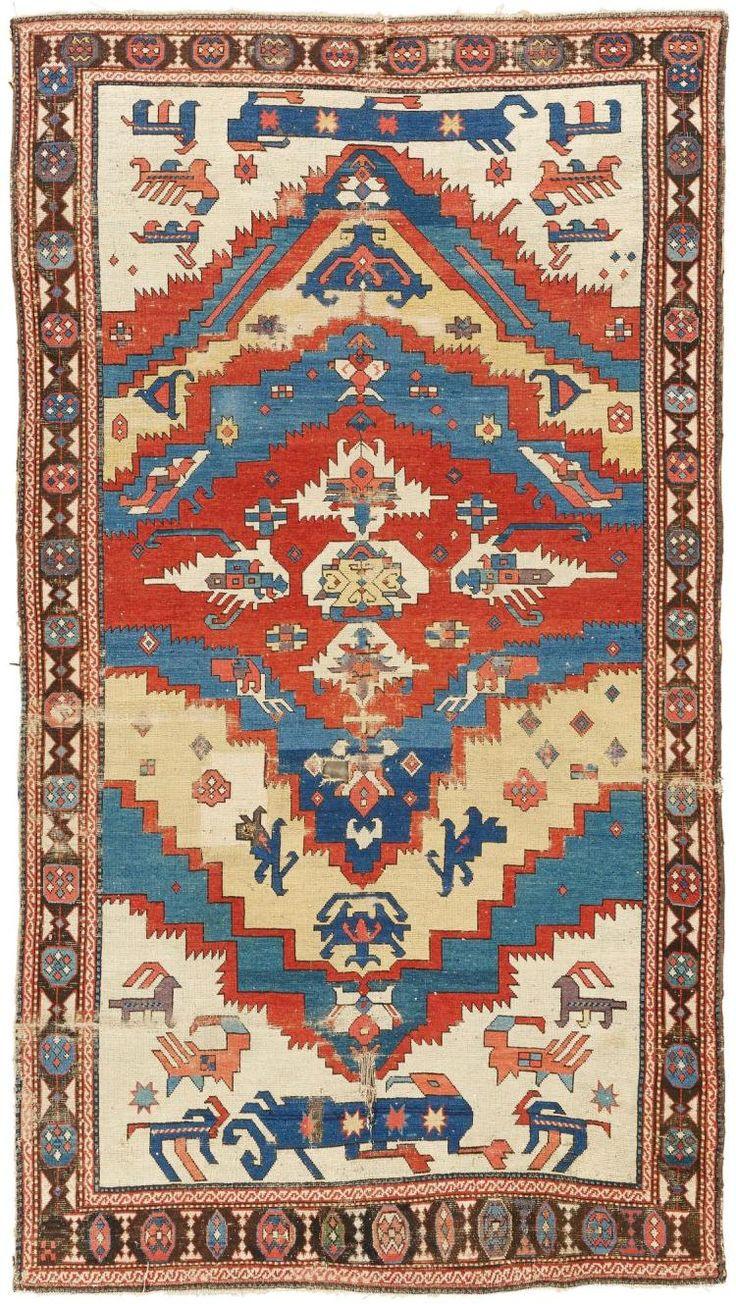Mejores 458 im genes de tapetes y alfombras antiguas en for Alfombras turcas antiguas