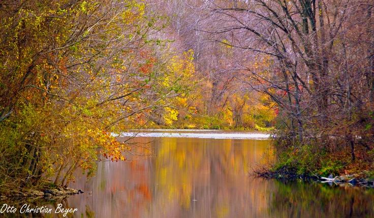 Centennial Lake in Howard County MD.