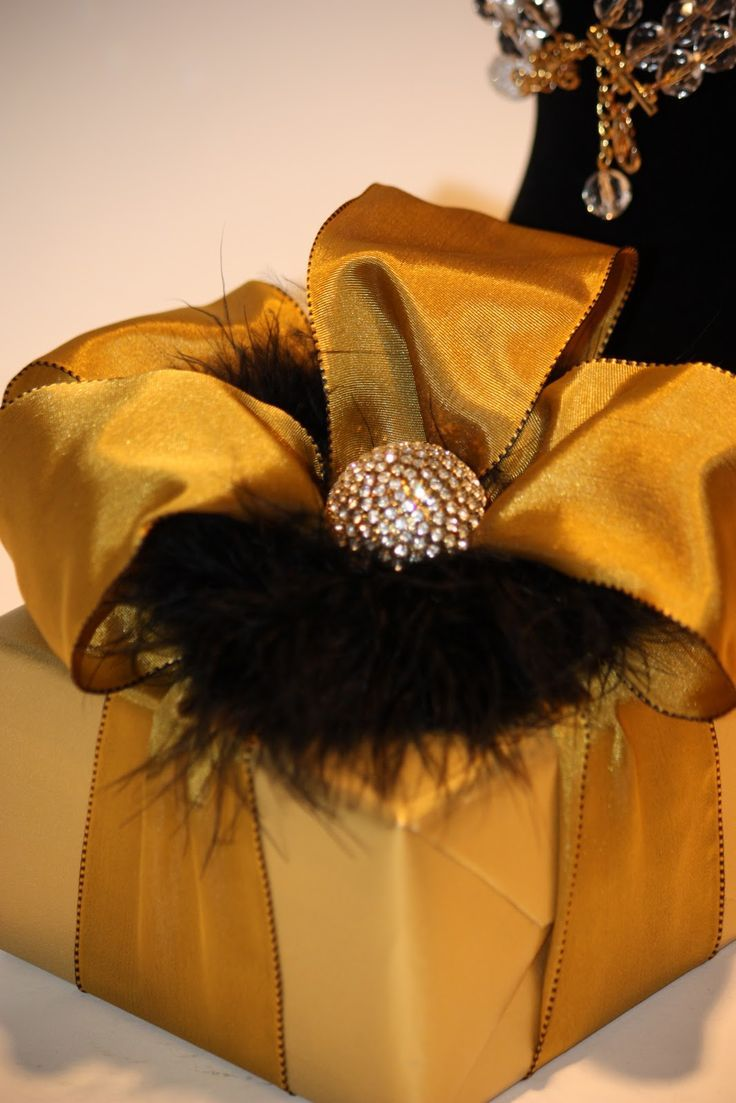 elegant gift wrapping | elegant gift wrap
