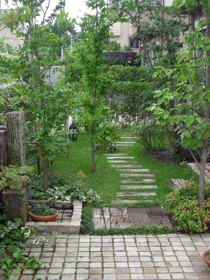M s de 25 ideas incre bles sobre sendero de grava en for Decoracion jardin grava