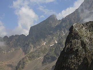Seealpen (Corno Stella am Monte Argentera)