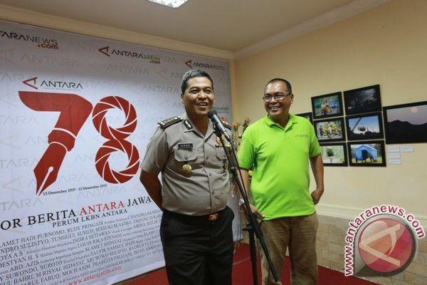 Sambutan HUT Kabid Humas Polda - ANTARA News Jawa Timur