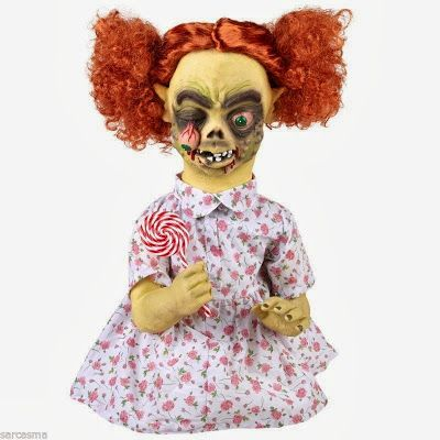 halloween shopaholic 5 creepiest zombie baby props on ebay