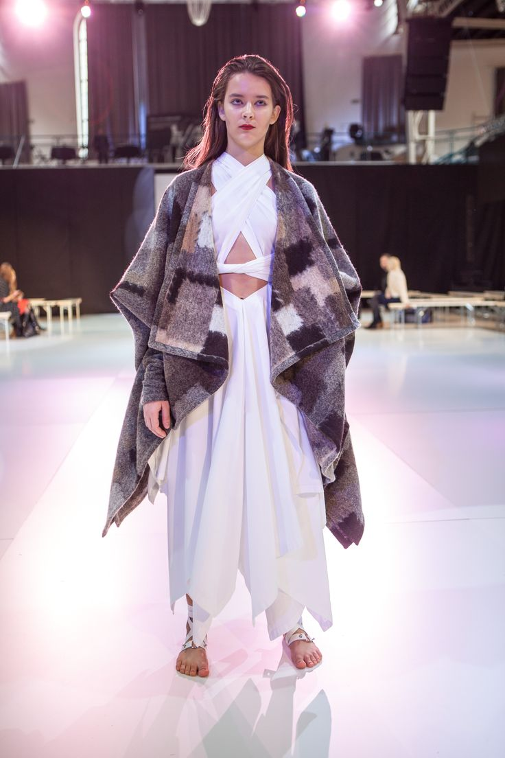 Collection of Sci-fi Safari presented during Fashion LIVE! 2015