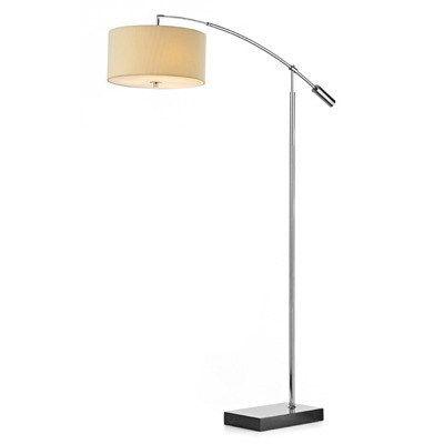 DAR ZAR49 Zaragoza Floor lamp Cream - Home Lighting Store UK
