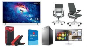 ET Deals Roundup: $700 Dell XPS Tower with Six-Core i5 Rare $120 off Vizio P-Series and more