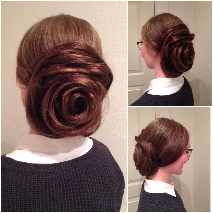 Big hairrose