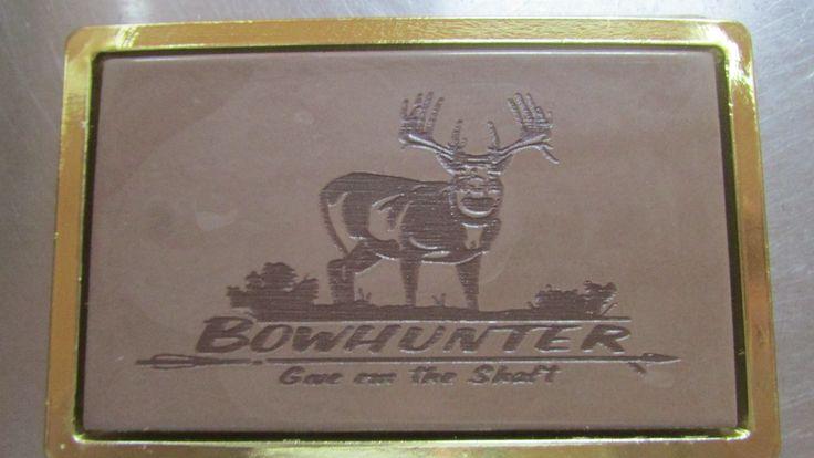 Engraved gourmet dark chocolate