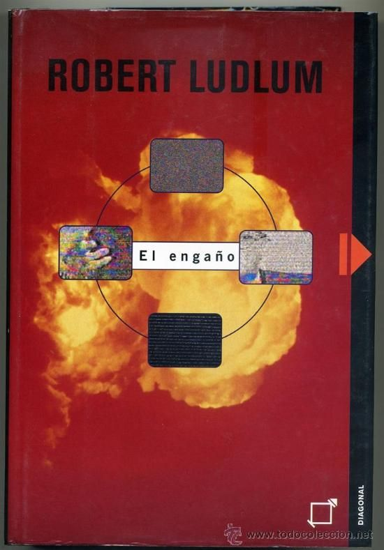 El engaño - Robert Ludlum 3€