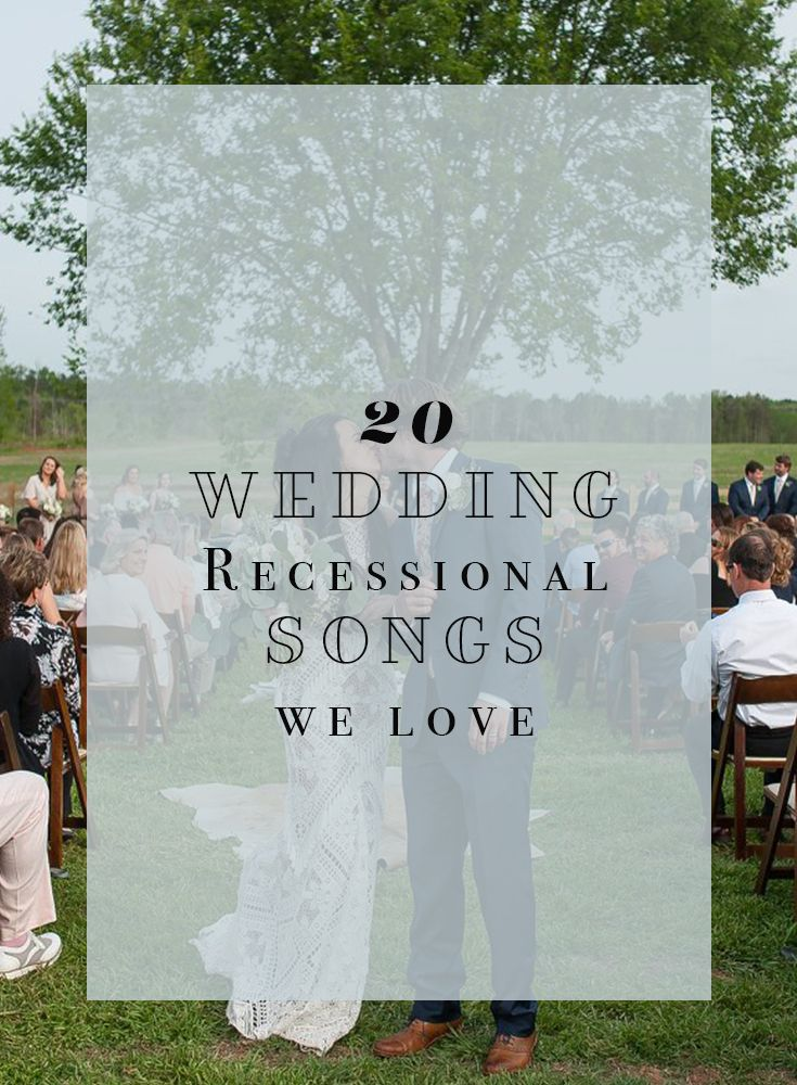 Picking songs to play during your wedding ceremony can be