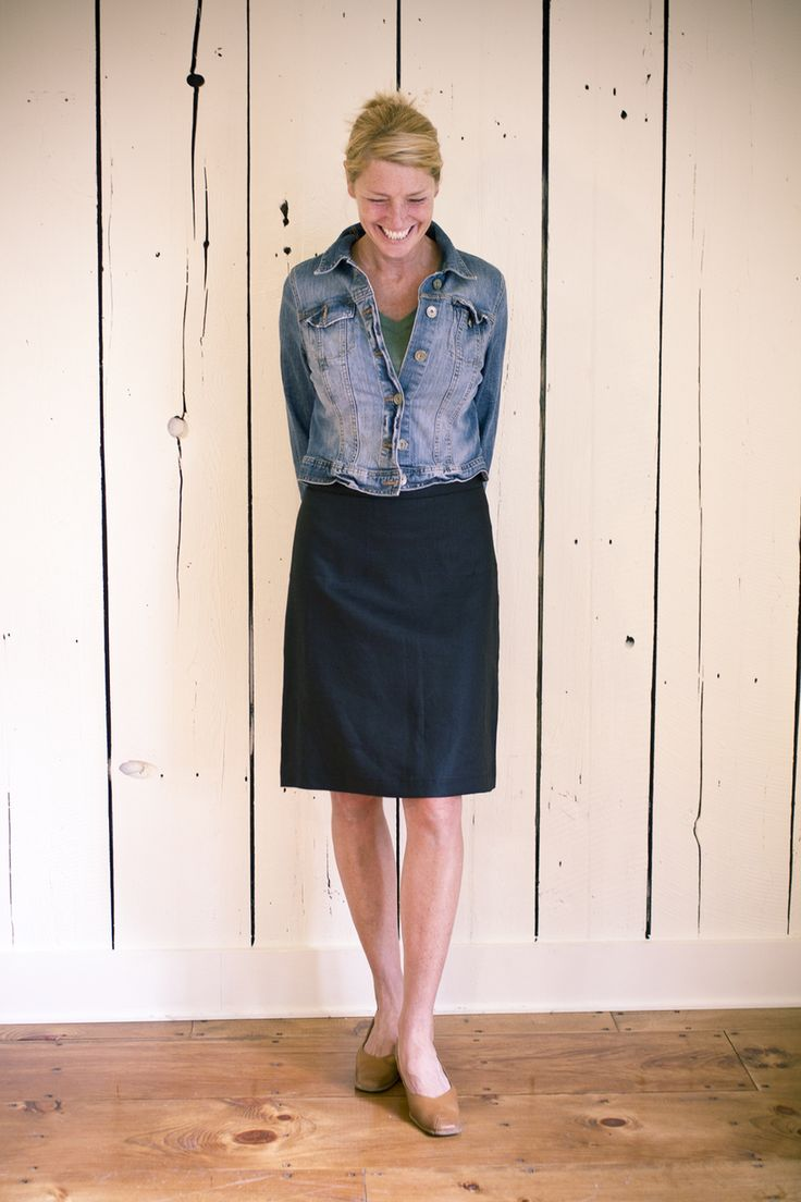 Jodi Mallinson Designs - The Fabulous Pocket Skirt, $110.00 (http://www.jodimallinson.com/the-fabulous-pocket-skirt/)