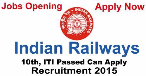 The Procedure to apply for the Railways jobs is sometimes easy and sometimes difficult. But initially you have to look for the vacancies and follow the recruitment notification.