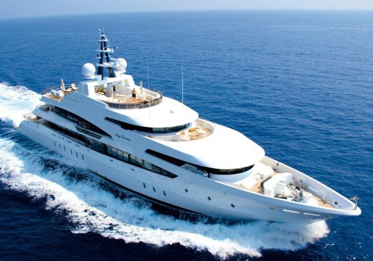 Lady Christina $66,757,000.00. Follow @yagouribe for more pics.