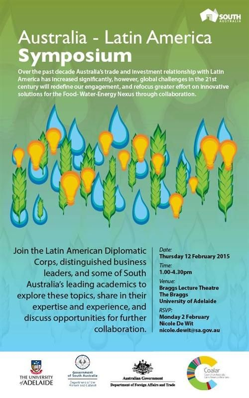 Australia - Latin America Symposium: Adelaide