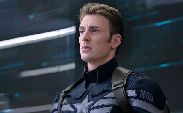 Outstanding Captain America The Winter Soldier Clip Cap And Black Widow Hairstyle Inspiration Daily Dogsangcom