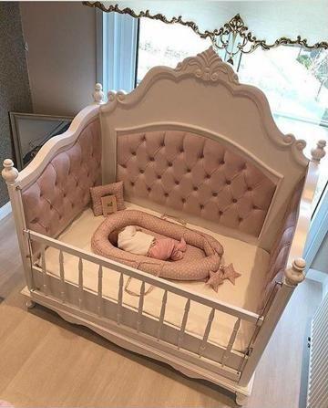 4 geniales modelos de cama cuna modernos para decorar ...