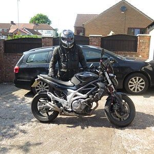 Predator Helm Motorrad Fighter Human Custom DOT & ECE zertifiziert