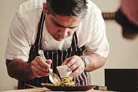 NEW: Interview with celebrated chef VIVEK SINGH... http://www.on-magazine.co.uk/food/food-features/chef-vivek-singh-interview/