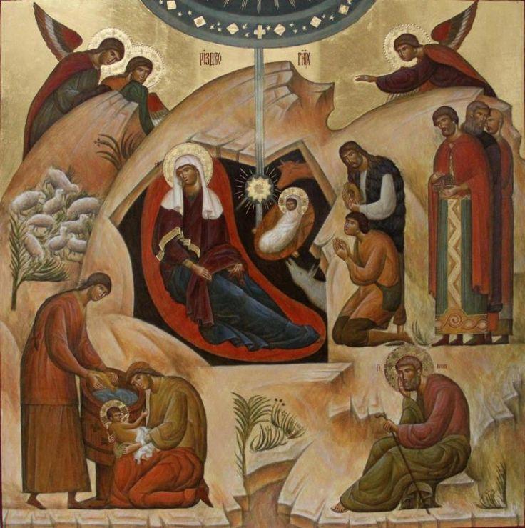 Рождество Христово (О. Рабик)