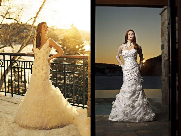 172 best Wedding Dresses images on Pinterest | Wedding dressses ...