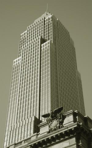 cesar pelli - key tower, cleveland ohio