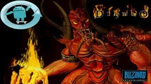 Diablo is an action role-playing hack and slash video game developed by Blizzard North and released by Blizzard Entertainment on December 31, 1996.Set in the fictional Kingdom of Khanduras, located in the world of Sanctuary, Diablo has the player take control of a lone hero battling to rid the world