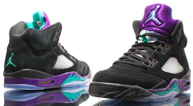 Cool Stuff We Like Here @ CoolPile.com ------- << Original Comment >> ------- Air Jordan V Black Grape