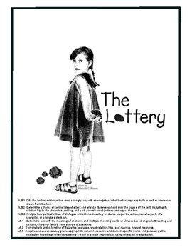 "the theme of irony in the lottery by shirley jackson Shirley jackson bewildered the world when her short story ""the lottery"" was published in the new yorker magazine the piece got a great deal of negative reaction for its shocking and gruesome story."