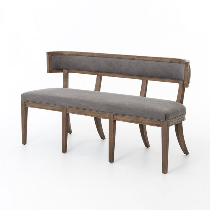 Four Hands Furniture Retailers #23: Shop For The Four Hands Kensington Carter Dining Bench At Belfort Furniture - Your Washington DC, Northern Virginia, Maryland And Fairfax VA Furniture ...
