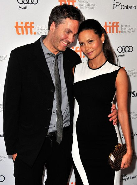 Bellyitch: Thandie Newton is expecting her 3rd child