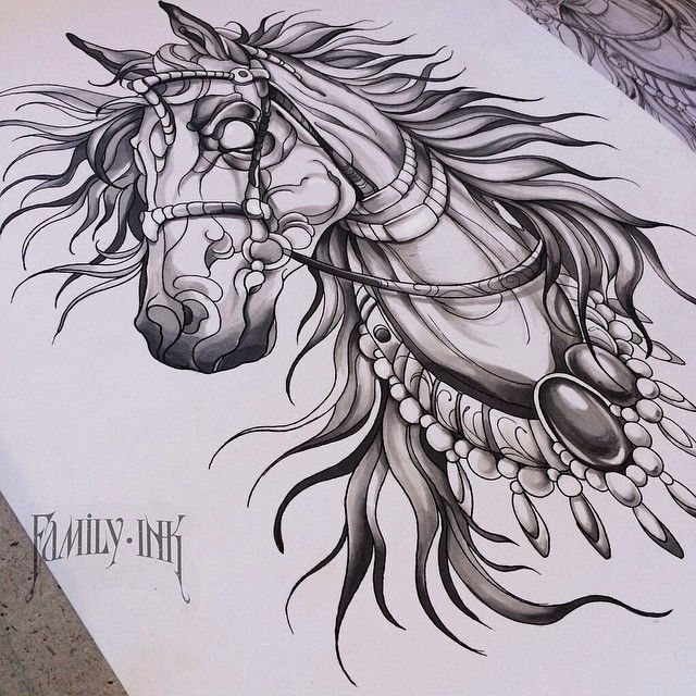 Pin By Priyo Smiles Lover On Tattoos Horse Tattoo Design Horse Tattoo Sketch Tattoo Design