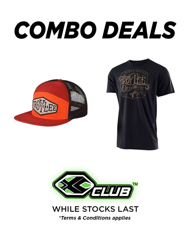 Combo Deals at Xclub Stores While Stocks Last, Terms & Conditions applies | Visit our Store now! |   #xtremerated #xclub #troyleedesigns #lifestyle #tee #cap