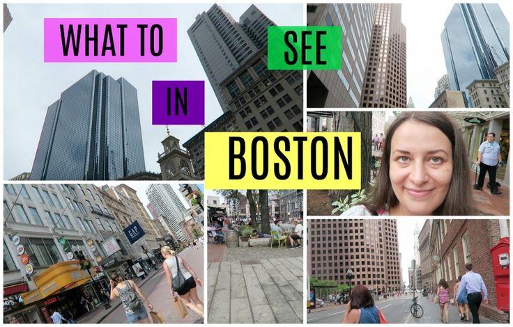 lifestyle: Downtown Boston, Quincy Market follow me around