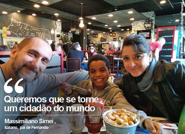 LISTA DE ESPERA Novo cadastro facilita adoção por estrangeiros 16 pretendentes aguardam criança.