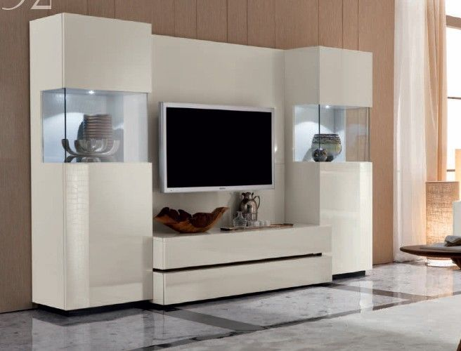 Rossetto R413900000068 Nightfly Tv Unit - Nightfly Tv Unit R413900000068 by RossettoDesign: ItalianWeight: 260.15Collection: Nightfly White DiningManufacturer: RossettoCubic Feet: 23.57Number of Boxes: 4SKU: R413900000068