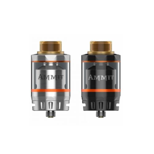 New Arrival - The Geekvape Ammit Dual Coil RTA Tank is the upgraded version of the original Ammit. The new 20mm build deck which can support dual coil option and easier to build on, making build easier and offers more flexibility.