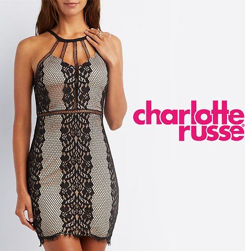 $20 Dress Sale at Charlotte Russe: Shop the Charlotte Russe Dress Fest and get select dress styles for only $20.… #coupons #discounts