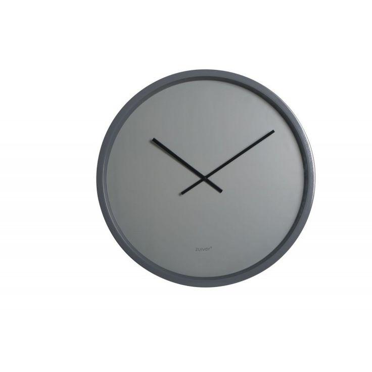 Horloge design Time Bandit Gris/Gris ZUIVER