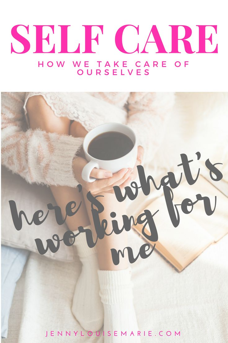 Without taking care of yourself you can't possibly care for anyone else.  So what is self care?  Here are three most important elements of self care to me